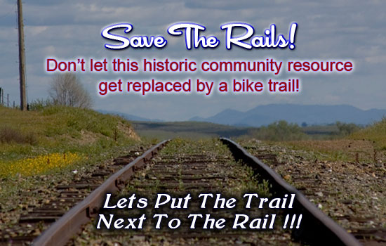 Save The Rails